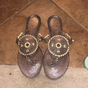 Jack Rodger Jelly Sandals
